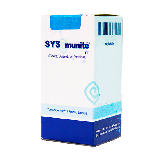 Sys Munite Factor de Transferencia